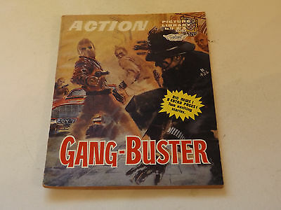 ACTION PICTURE LIBRARY,NO 18,1970 ISSUE,GOOD FOR AGE,47 yrs old,V RARE COMIC.