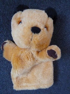 Sooty & Sweep Hand / Glove Puppet Sooty Soft Plush Cuddly Toy