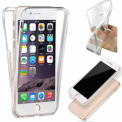 Funda Protector Gel Cover Case Iphone Se 5S 5 Tpu Transparente Completa