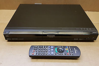 (pa2) Panasonic DMR-EX768 HD DVD HDD Freeview Recorder with Remote