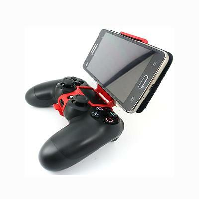 For PlayStation PS4 Game Pad Controller Android Smart Phone Clip Mount Holder CB