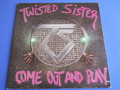 Metal Twisted Sisters - Come Out And Play