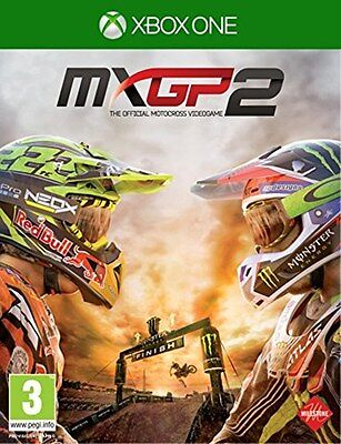 MXGP2: The Official Motocross Videogame (Xbox One) [New Game]