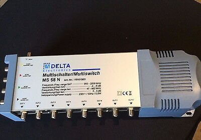 Delta Electronics MS 56N Multiswitch