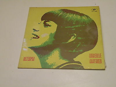Mireille Mathieu - Olympia - Lp Sif Records Made In Italy - Ex++/vg++