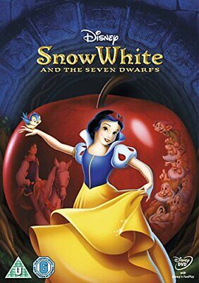 Snow White and the Seven Dwarfs [DVD] - DVD  0WVG The Cheap Fast Free Post