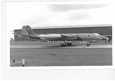 RAF English Electric Canberra WT512 Vintage Photograph