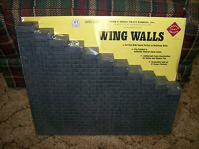 Wing Walls  Art-7403