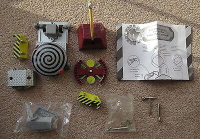 Robot Wars hypno-disc pitstop hypnodisc Boxed With Instructions