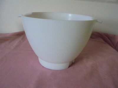Kenwood Chef Opaque White  Mixing Bowl - 28434