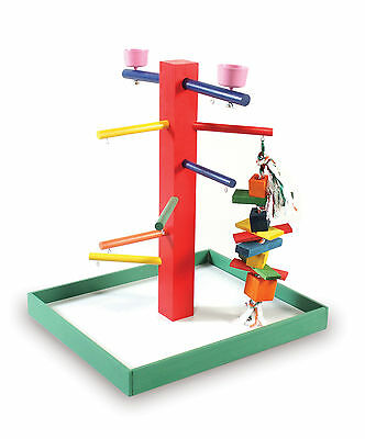 Prevue Hendryx Pet Products Parrot Playground