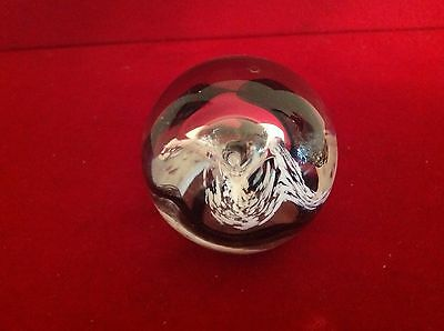 Caithness Mooncrystal Paperweight