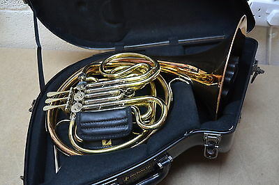 Conn 11D French Horn with Mouthpieces & Pickup Mute