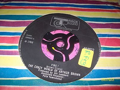 the crazy world of arthur brown/fire