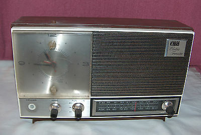 Vintage Arvin Electric Transistor Radio - For Parts Or Rerpair