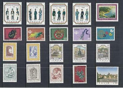 y827 Italy /  A Small Collection Early & Modern Umm Lhm