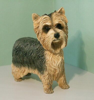 Brand New In Box Yorkshire Terrier By Leonardo - Perfect Condition