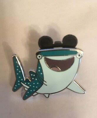 Disney Finding Dory Destiny The Whale Shark Pin