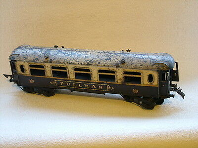 Pullman Train Carriage large 0 gauge,