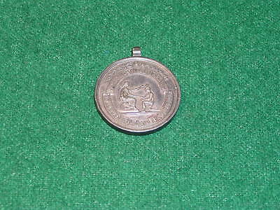 Northern Counties Amateur Swimming Association Medal 1931 Breast Stroke 100 Yard
