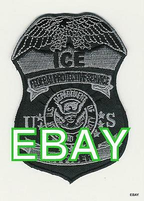 Us - Federal - Ice - Fps - Dhs Patch