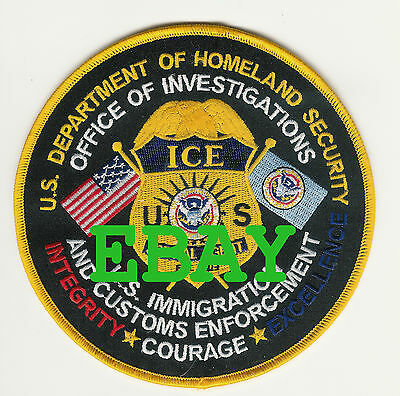 Us - Federal - Dhs - Ice - Investigations