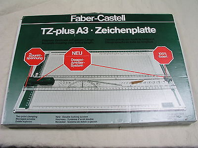 Faber Castell TZ Plus A3 drawing board