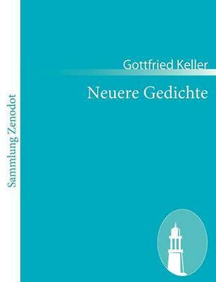 Neuere Gedichte By Albert Knapp German Paperback Book
