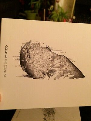 Coldplay The Scientist Cd