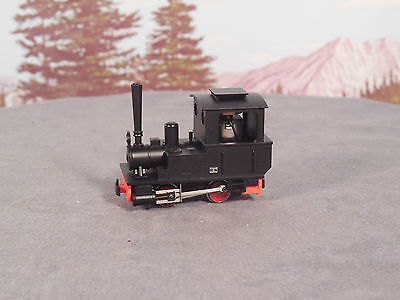 HO Narrow Gauge HOn30 OLD-STYLE 0-4-0 KOPPEL STEAM LOCOMOTIVE Straight Stack NEW