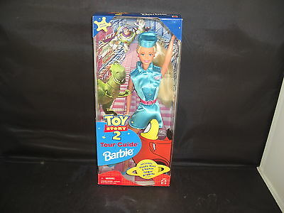 1999 Toy Story 2 Tour Guide Barbie