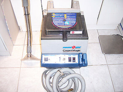 Rinsenvac Rug Doctor Carpet Magic CARPET EXTRACTOR  CarpeT Cleaning