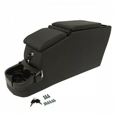 Jeep CJ Wrangler YJ Center Console with 2 Cup holder lockable 76-95