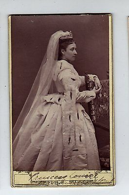CDV, Princess Louise, Marchioness of Lorne