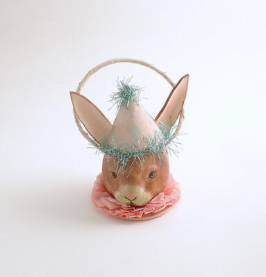 Easter Bunny Easter Decoration Candy Container Bethany Lowe