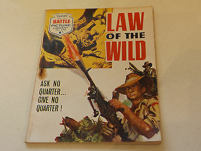 BATTLE PICTURE LIBRARY NO 170,dated 1964!,GOOD FOR AGE,VERY RARE,53 yrs old.