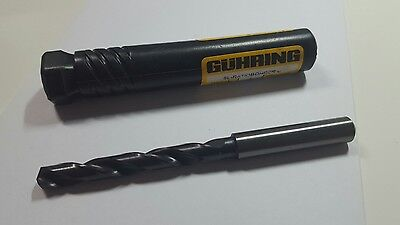 Guhring Drill Carbide 6.3Mm New Cnc Milling Lathe