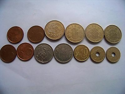 Collectable Coins, Espana