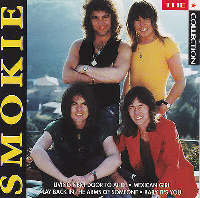 Smokie  ‎– The  Collection  (CD) Excellent condition
