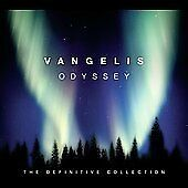 Vangelis - Odyssey (The Definitive Collection, Digipak CD 2003)
