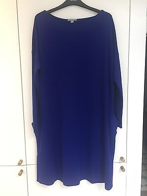 Cos Cobalt Blue Jersey Dress.  Size S 8/10. New With Tags.
