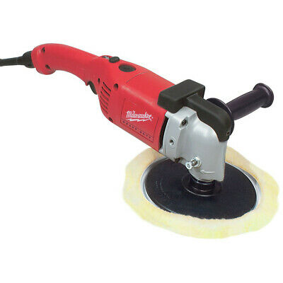 "Milwaukee 7""/9"" Polisher with Electronic Speed Control 5460-6 New"
