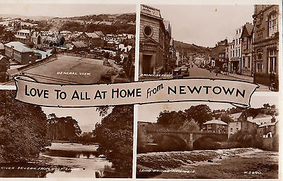 Love To All At Home From Newtown  Multi View Rp 1953