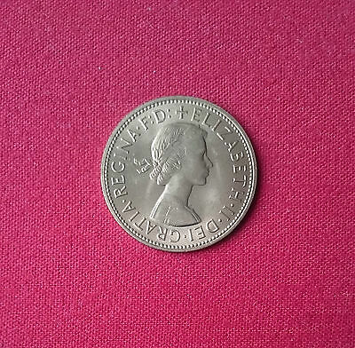 0265 Great Britain Elizabeth Ii Penny 1967