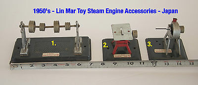 1950's - Lin Mar Toy Steam Engine Accessories