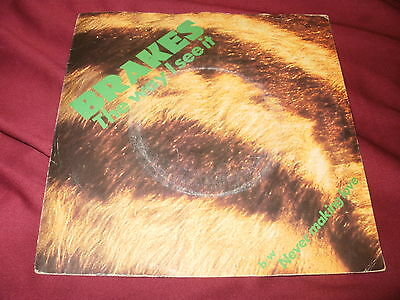 The Brakes, The Way I See It, 7 inch Vinyl Record