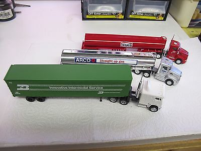 HO American Truck lot - Herpa/Trucks n Stuff.