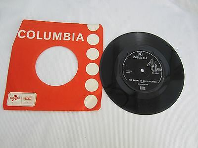 1971 Leeds United Single Record The Ballad Of Billy Bremner