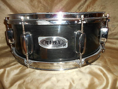 Mapex wood snare drum