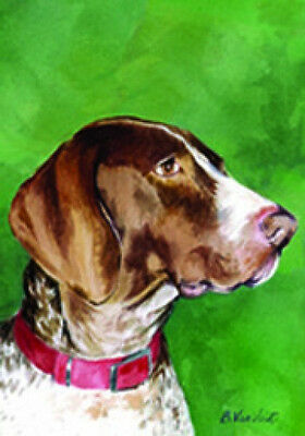 Large Indoor/Outdoor Decorative Flag - German Shorthaired Pointer 20049